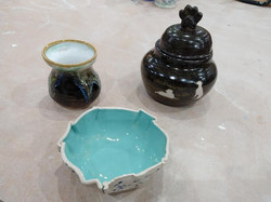 3 From the kiln