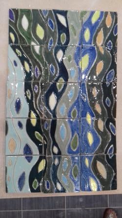Set of tiles