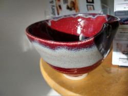 Heart shaped bowl 02