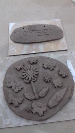 Nayeems plaque