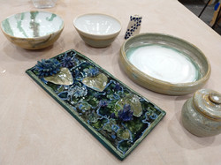 Selection from the kiln
