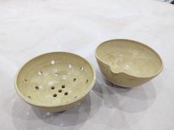 Oatmeal kitchenware