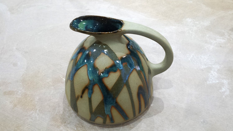 Stone ware jug