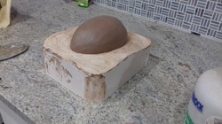 It will be an egg when finished