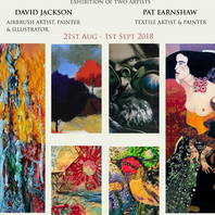 'Past and Present' David Jackson  & Pat Earnshaw