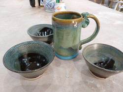 From the kiln 6-6