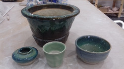 A selection from the last firing