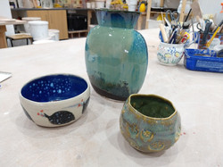 Latest from the kiln