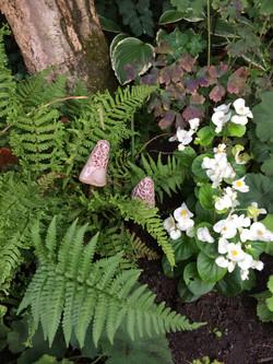 Claire Keppie in the garden 01