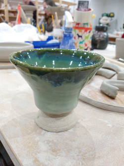 A version of Marble green over somthing.