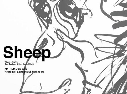 """SHEEP"" by Sam Cookson & Sam Harris-Wright"