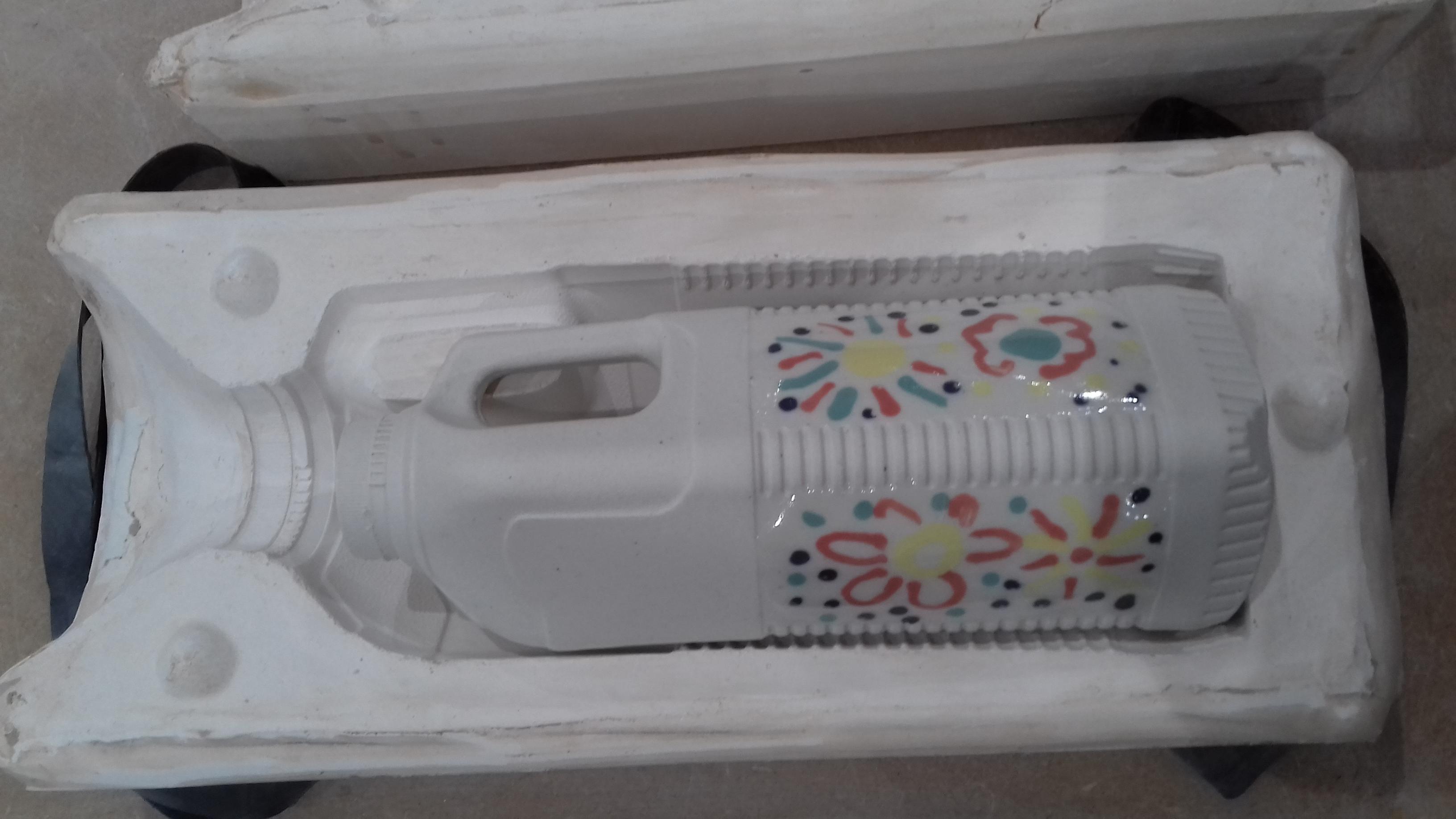 Bottle mold