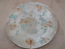 Sea themed plattter