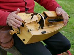 Hurdy gurdy?