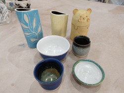 A selection from the kiln
