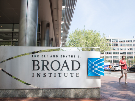"Male trustees uncomfortable with testing being conducted by ""something called the Broads Institute"""