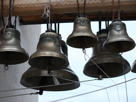 Bell Ringers Announce Every Song is the Glee Version