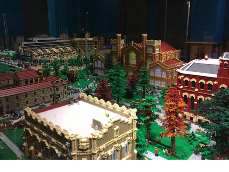 This Black Friday, Administration Selling Frosh Quad Lego Sets For Students Missing College