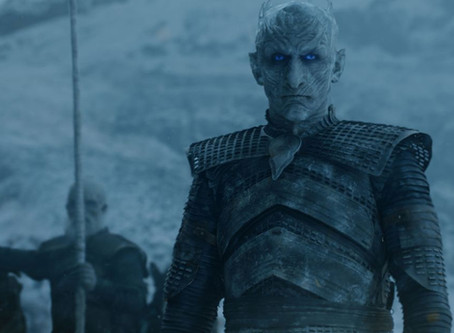 Sandstrom Urges Students Deciding About Spring Sem. to Remember the White Walkers are Marching South