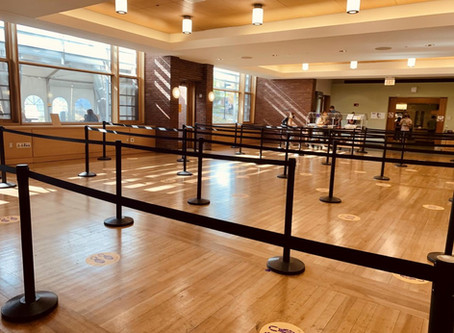 Zig-Zagging Whitman's Line Will Be Used for Sobriety Tests