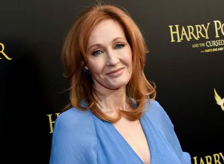 J.K. Rowling Announces Maud Mandel is Gay