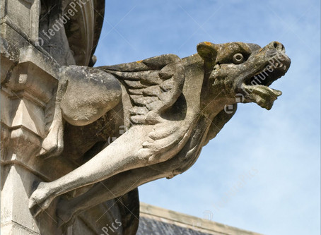 """A waking nightmare"": Students Grapple With Lack of Gargoyles on Campus"