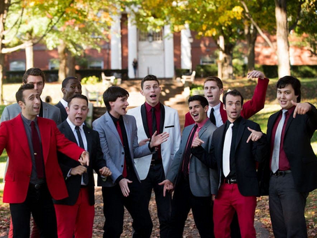 """A cappella Continues to Practice Despite Pleas from Administration to """"Shut the Fuck Up"""""""