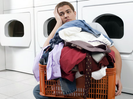I Lived It: My Girlfriend Took a Feminist Poetry Class and Won't Do My Laundry Anymore