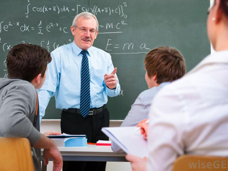 Office Hours Not Just for Help With Coursework, Also for Hearing Story of Professor's Success