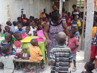 From Cabaret to Malpasse: My Haitian Literacy Trip