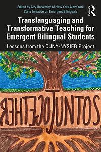 Book Cover-Translanguaging and Transform