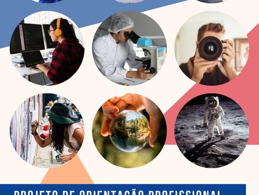 Projeto de orientação profissional TERCEIRÃO 2019