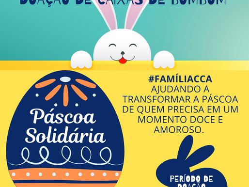 Páscoa Solidária CCA