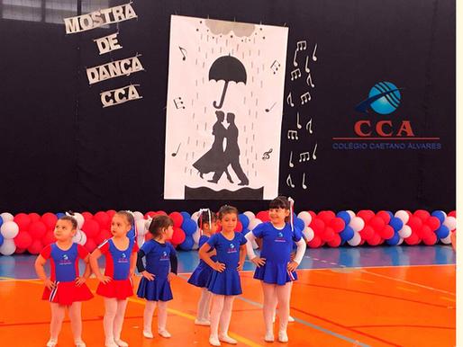 A I Mostra de Dança CCA foi um sucesso!