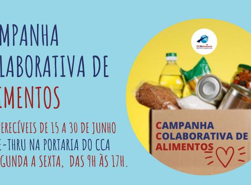 Campanha Colaborativa de Alimentos