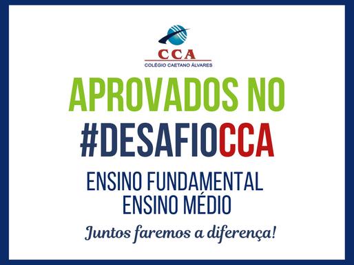 Resultado #DesafioCCA