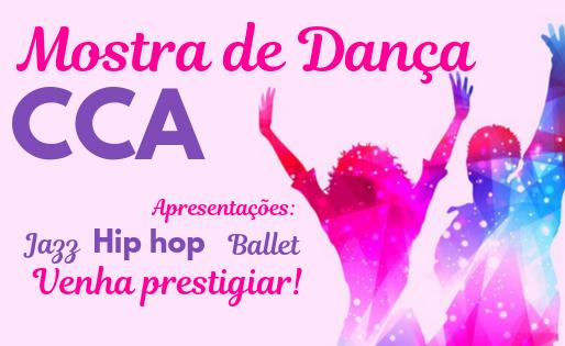 I Mostra de Dança CCA