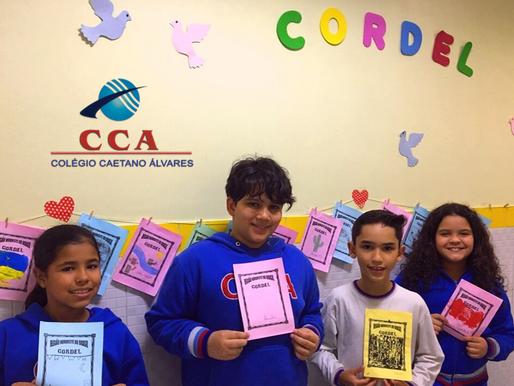 Literatura de Cordel - 5º Ano