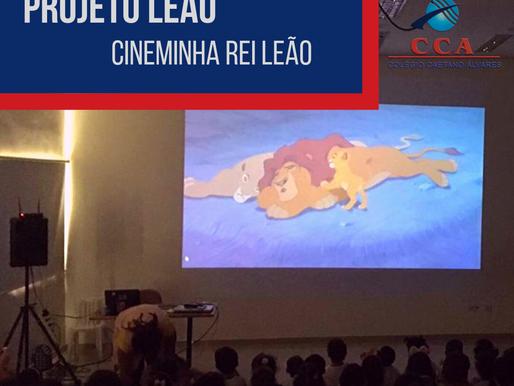 Cinema Rei Leão