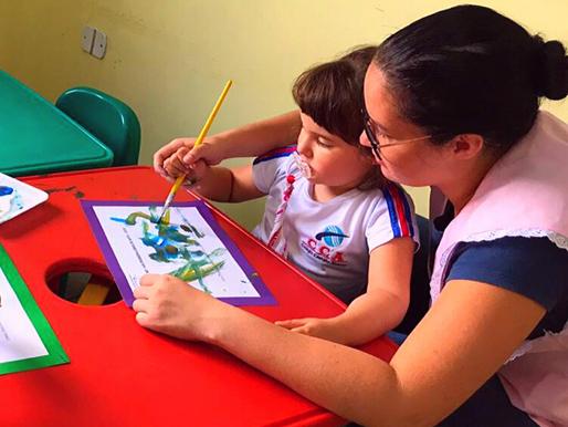 Primeira semana Educação Infantil