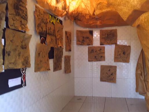 Arte rupestre 5º ano