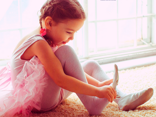 Ballet na infância melhora o físico e emocional de crianças