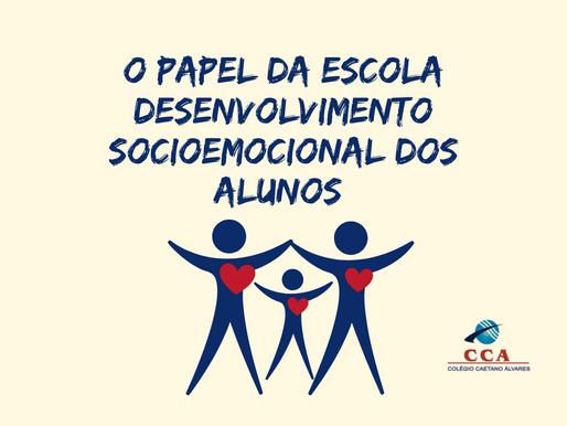 O papel da escola no desenvolvimento socioemocional dos alunos