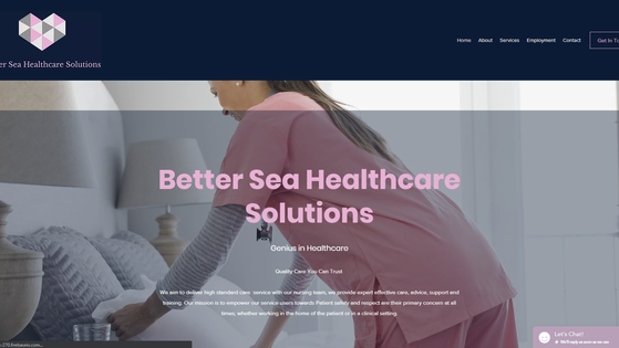 BETTER SEA HEALTHCARE SOLUTIONS