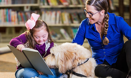 Reading Dog with handler and child.jpg