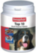 Beaphar Dog Vitamins Top-10 Dog Suppleme