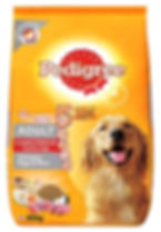 pedigree dog food price