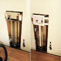 laundry valves