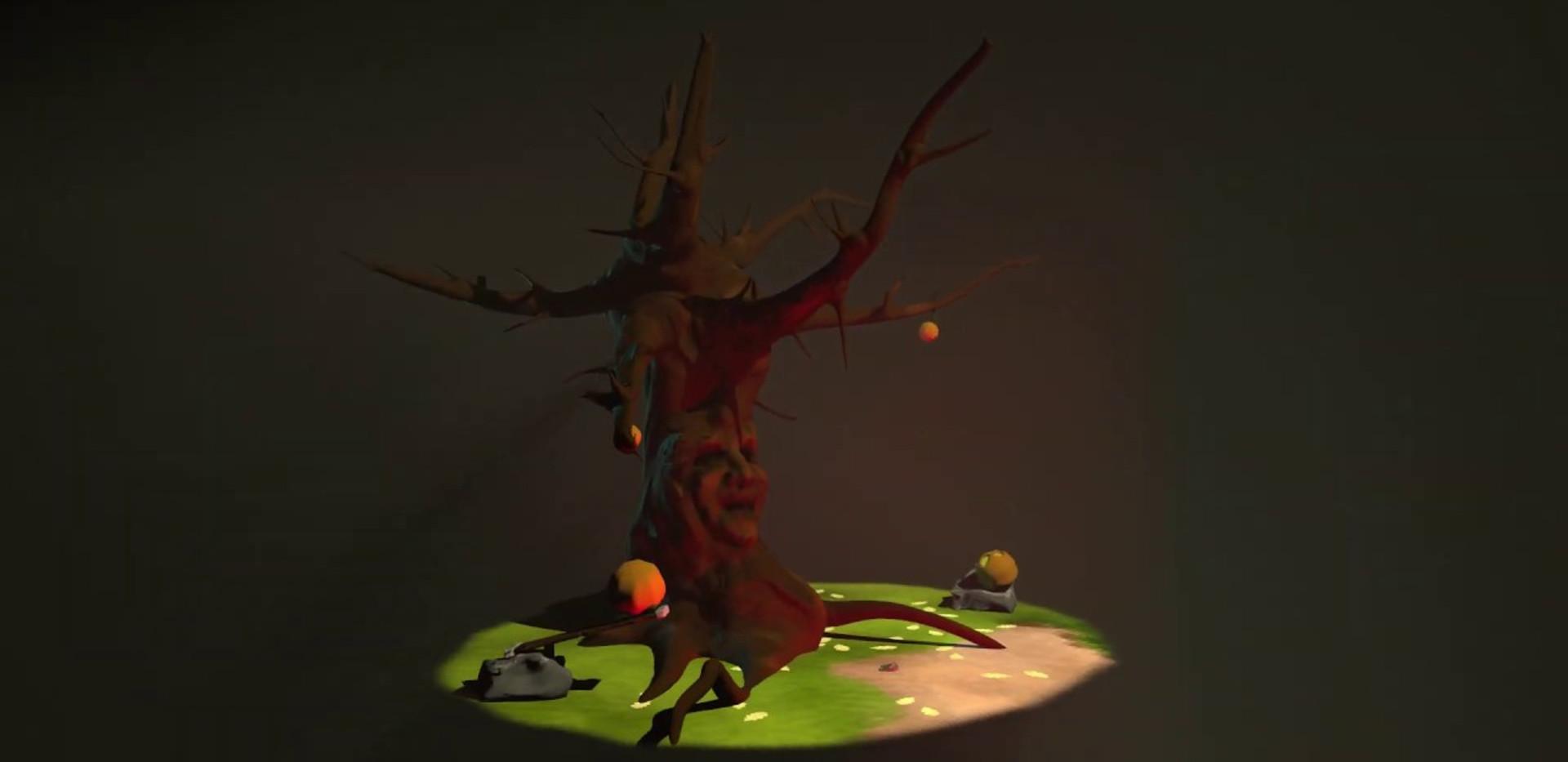 Diorama Pumpkins