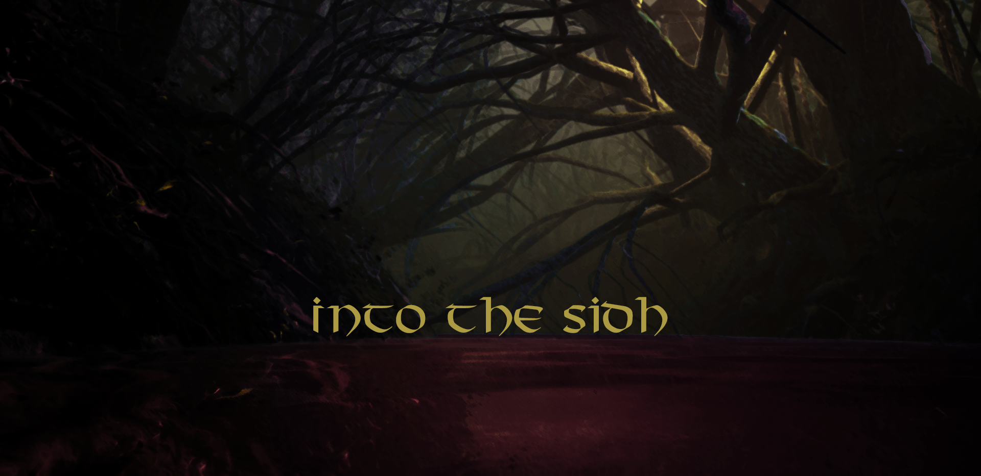 Into the Sidh